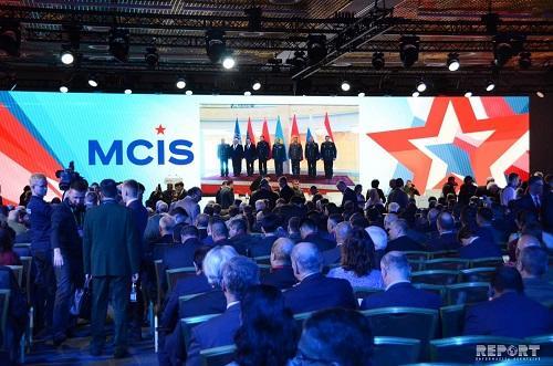 Moskvada mühüm konfrans başladı: Bakını o təmsil edir
