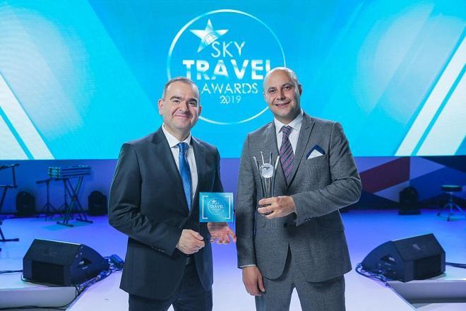 Бакинский аэропорт вновь назван лучшим