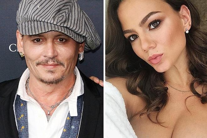 Джонни Депп женится на 20-летней русской танцовщице