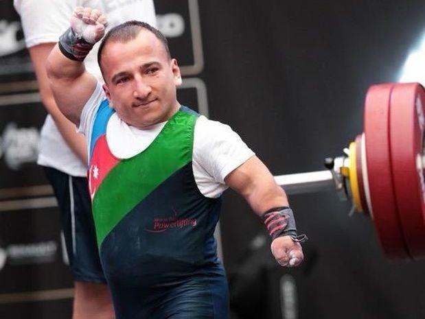 Азербайджанский паралимпиец стал победителем Кубка мира