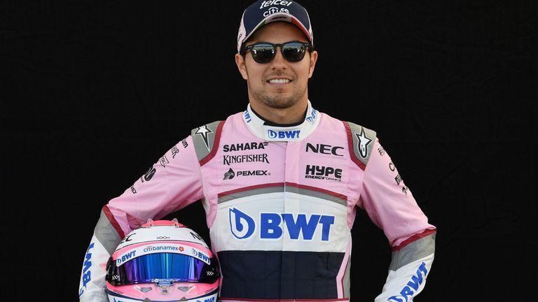 Перес: в Баку я провёл лучшую гонку в карьере