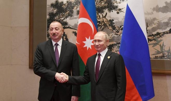 Vladimir Putin asked for… - Ilham Aliyev