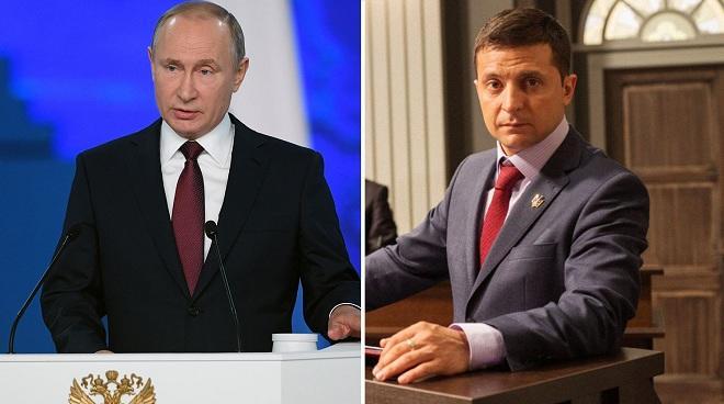 Путин о Зеленском: Это трагедия
