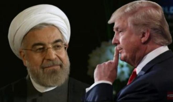 """آمریکا ایرانی درمانلا """"وورور"""" - روحانی"""