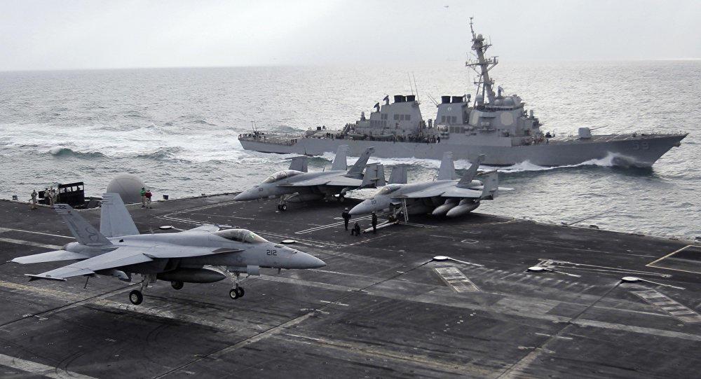 ABŞ Rusiya ilə savaşa hazırlaşır: Bu adaya F-16-lar göndərdi