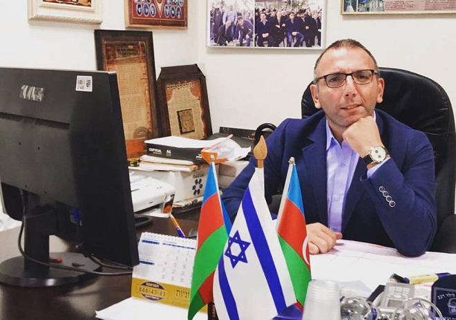 Арье Гут: Израиль доказал, как относится к Азербайджану