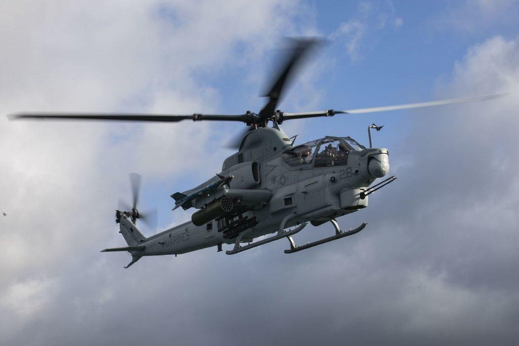Чехия закупит у США 12 ударных и многоцелевых вертолетов