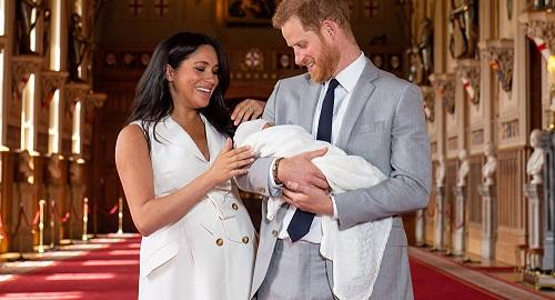 Meghan: Becoming a mother has been 'struggle' -