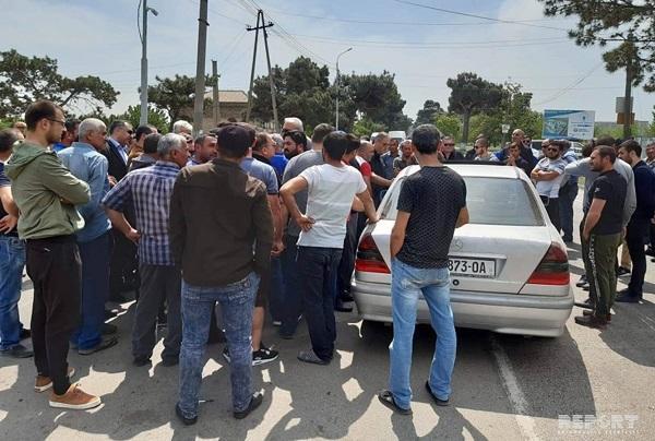 Dmanisidə insident: 2 nəfər bıçaqlandı