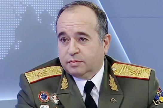 Azərbaycan diversantları postumuzu ələ keçirdi - Karapetyan