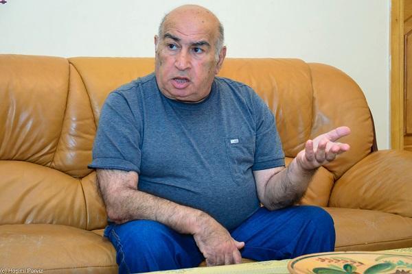 Rəsulzadə bir gürcüyə baxıb millətçi olub... - Niyazi Mehdi