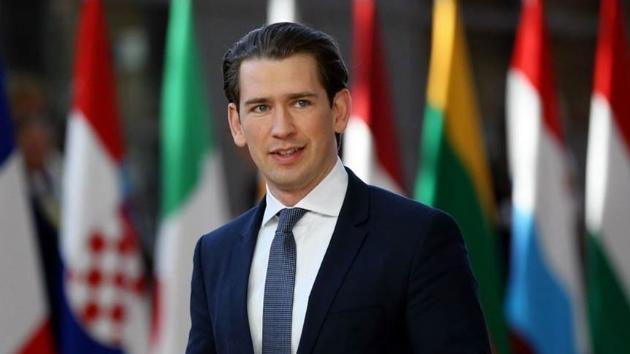 Austria's Kurz to hold coalition talks with Greens