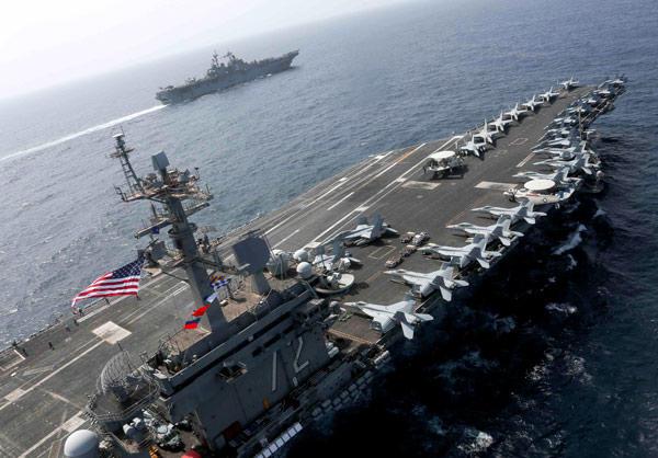 ABŞ İran sahillərinə əlavə ordu göndərir
