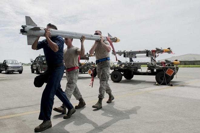 Япония приобретает 160 ракет «воздух-воздух»