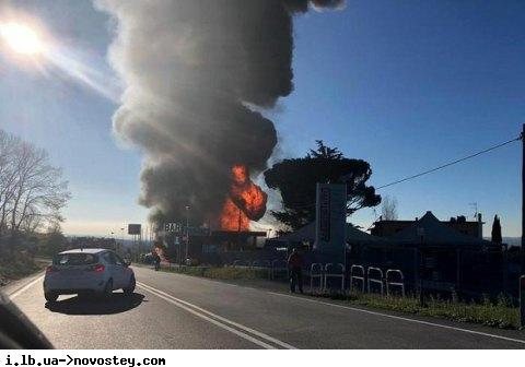 Взрыв в подмосковном АЗС: трое погибших