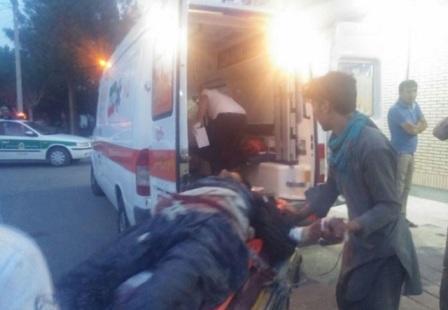 ایران سرحدچیلری سلاحسیز اولان افغان عائلهسینه  آتش آچدی