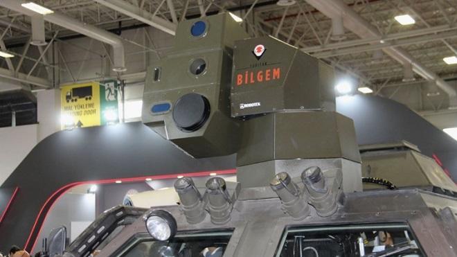 Турция делает ставку на лазерное оружие?