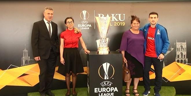 Кубок Лиги Европы УЕФА в Джоджуг Марджанлы