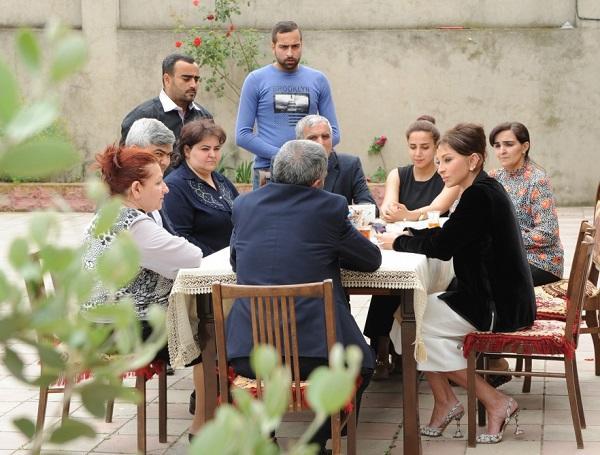 Ev sahibi: Qonaq çağırdıq, Mehriban xanım da gəldi - Video