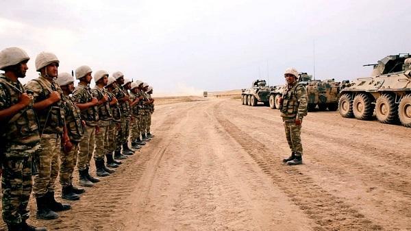 Ordumuzun təminatı üçün 20 ton mal əti verildi