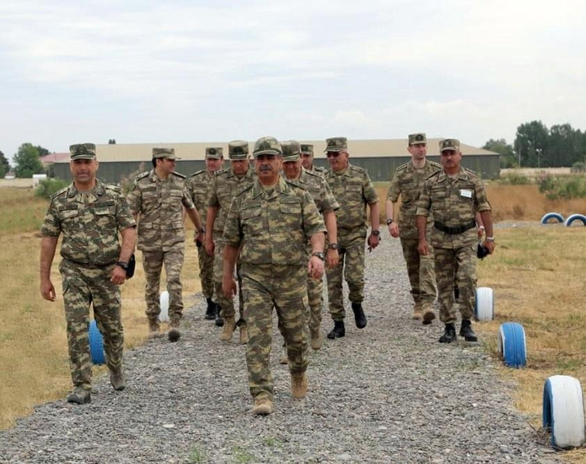 Our army destroyed the Armenian army - General