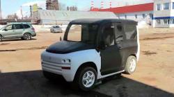 Rusiyanın yeni elektromobili – Qiyməti açıqlandı