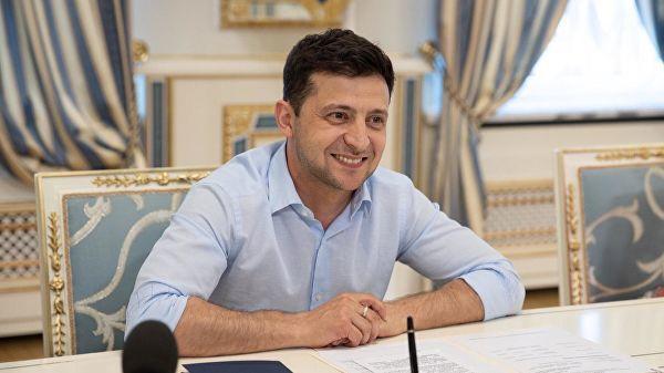 Зеленский пожаловался на президентское кресло