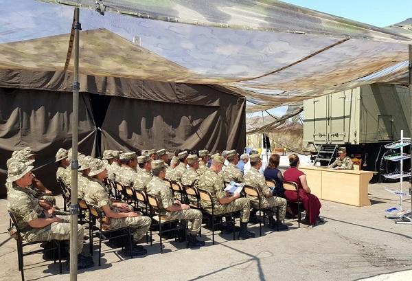 Ordumuzun döyüş hazırlığı yoxlanıldı – Video