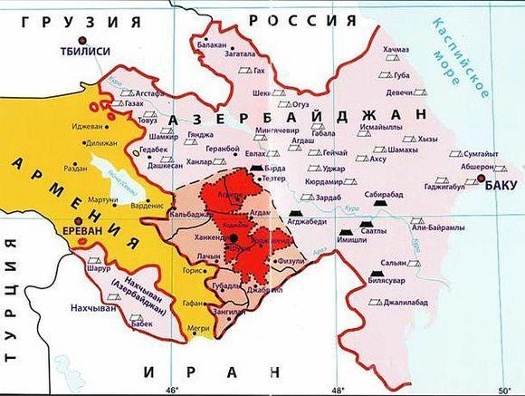Из-за чего ссорятся «две Армении» - Джорбенадзе