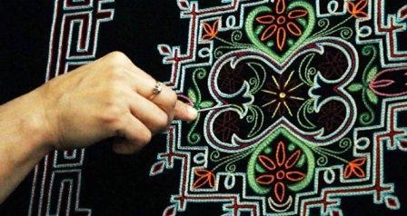 آذربایجان قدیم تیکمه صنعتی- تکلدوز تیکمه