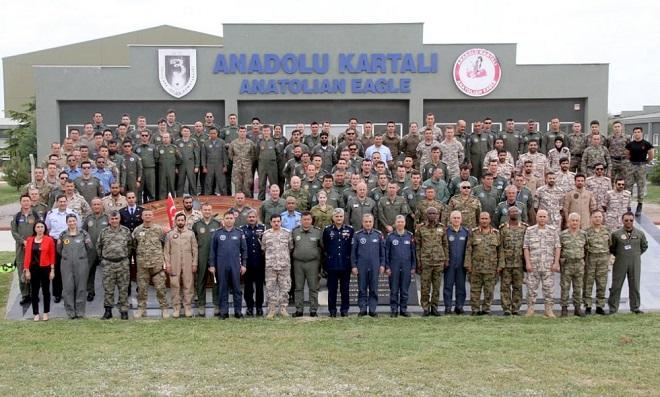 """Anatolian Phoenix-2019"" exercises was fulfilled -"