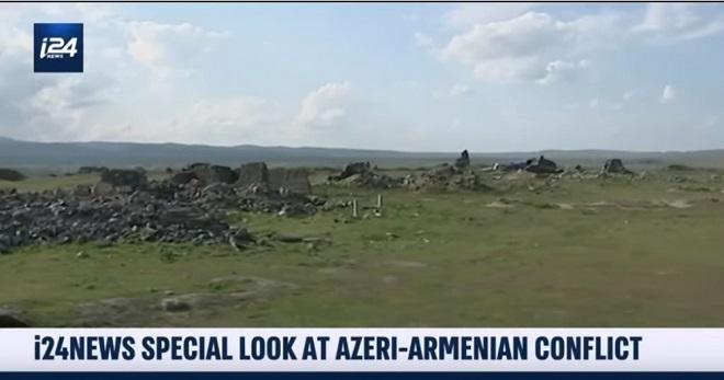 İsrail TV-si Aprel döyüşləri barədə: İrəvana sarsıdıcı zərbə