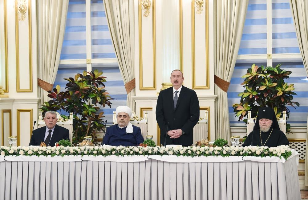 President attended Iftar ceremony in Ramadan -