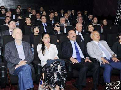 Leyla Aliyeva attends presentation of 'My little prince' -
