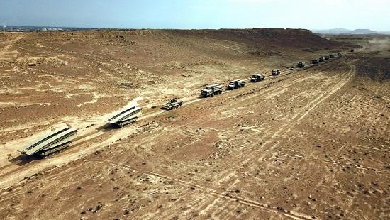 Ordumuz 3 km irəliləyib, Qara gölü nəzarətə aldı – Təfərrüat