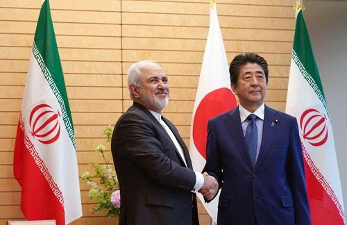 Japan PM Abe considering a visit to Iran