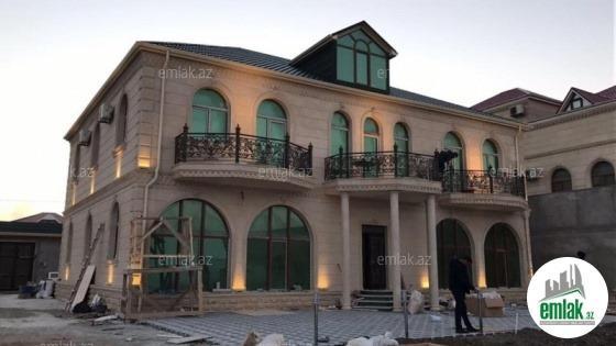 Badamdarda 3 milyonluq villa satışa qoyuldu - Foto