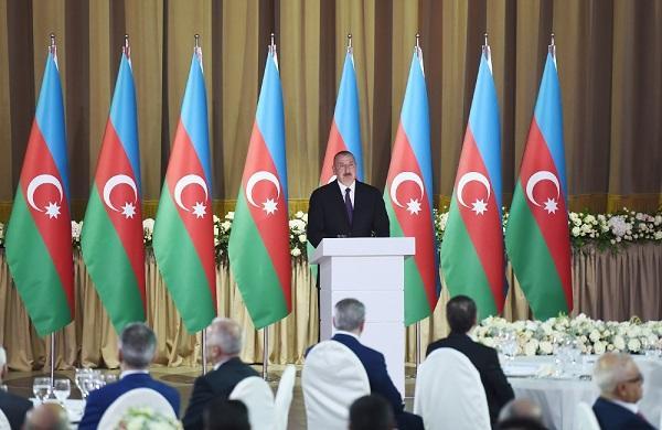 Ağdərə, Füzuli, Cəbrayılın bir hissəsi azad edilib - Prezident