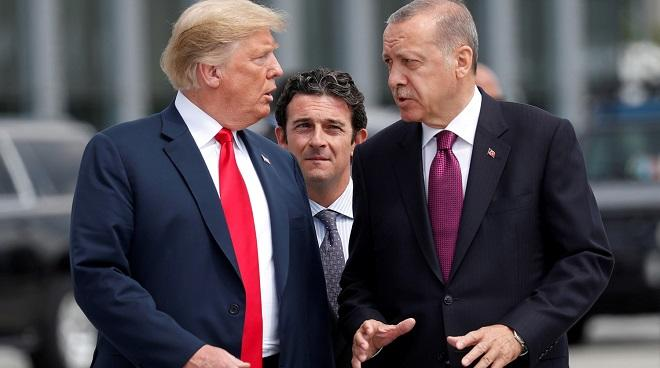 Trump: Big sanctions on Turkey coming!