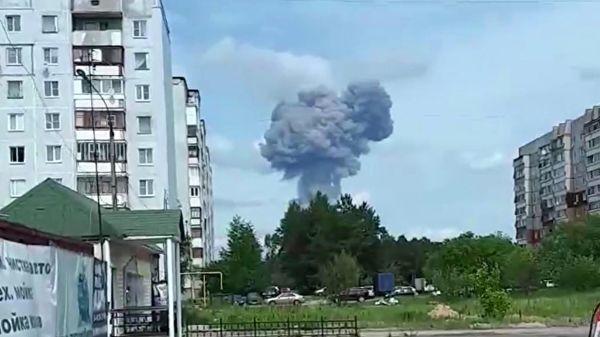 Zavodda partlayış: firma sahibinin arvadı öldü