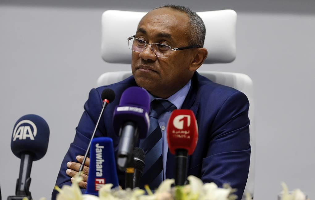 Вице-президент ФИФА отстранен от футбола
