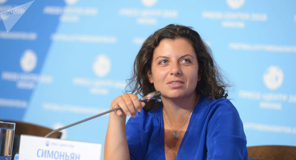 Simonyan: The Russian Empire must be restored