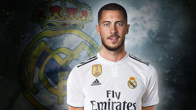 Hazard: Benzema is the world's best striker