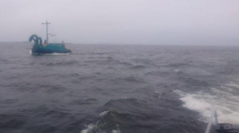 Şimali Koreya gəmisi Rusiya sərhədçilərinə hücum etdi