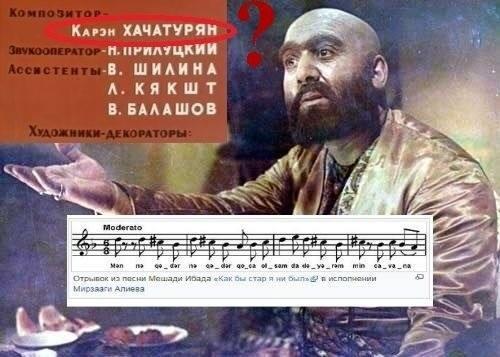 """Ermənilər """"Məşədi rəqsi""""ni çırpışdırdı - Video"""