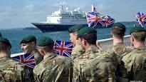 Британия направит спецназ в Персидский залив