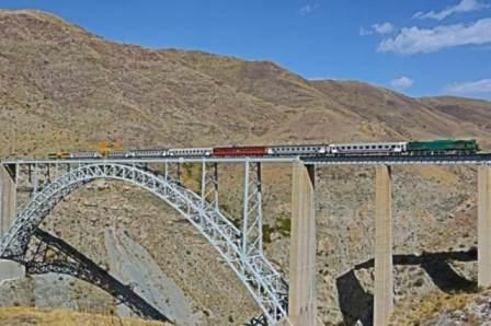 قطار تهران - تبریز - وان راه اندازی می شود