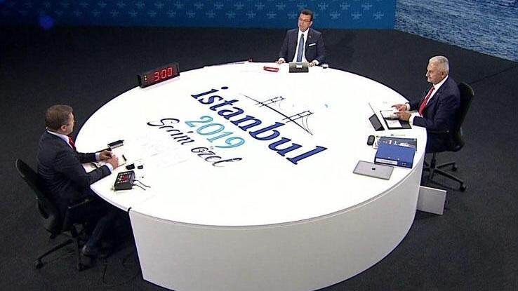 İmamoğlu və Yıldırım debatı: Kim qalib gəldi?