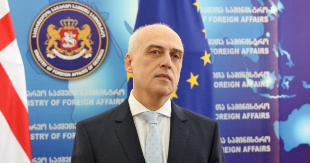 Georgian Foreign Minister leaves for Turkey