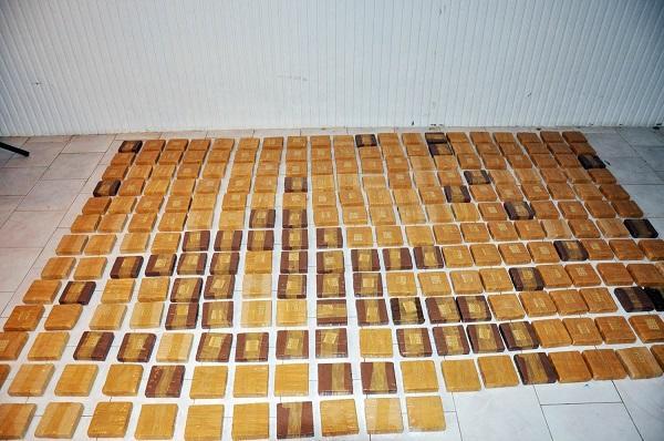 Mehdiyev açıqladı: 122 kq heroin müsadirə edildi